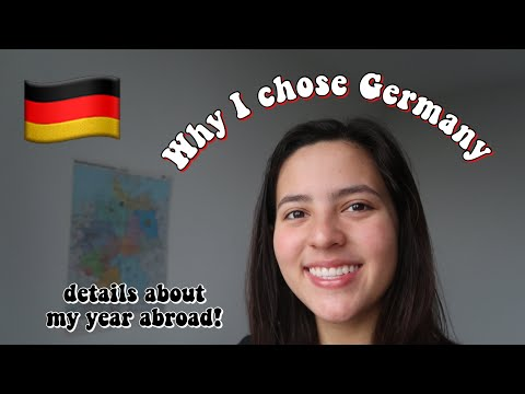 Why I Chose to Move to Germany - Exchange Year Q&A
