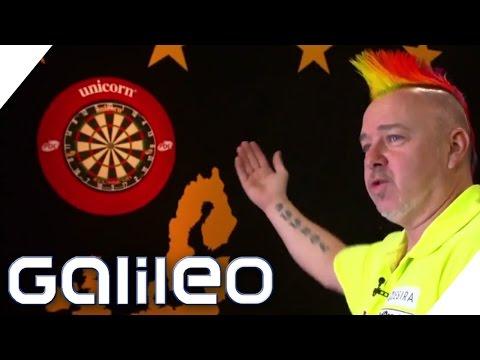 Profi-Tipps zum Dart-Spielen | Galileo Lunch Break