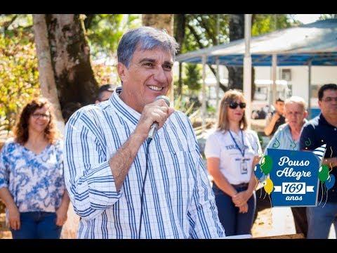 Mensagem do prefeito Rafael Simões pelos 169 anos de emancipação política de Pouso Alegre