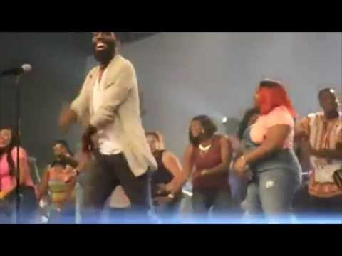 Tye Tribbett - If He Did It Before - Same God (Tampa,Fl)