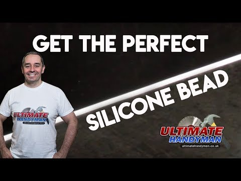 How to get a perfect silicone bead