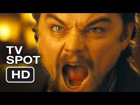 Django Unchained TV SPOT #1 (2012) Quentin Tarantino Movie HD Video