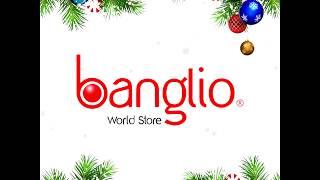 Feliz Navidad y próspero año nuevo les desea Banglio!