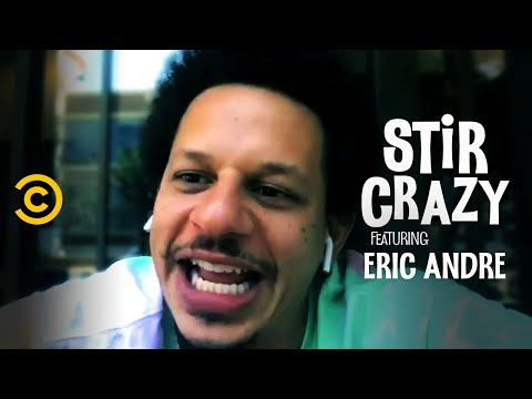 Eric Andre Got His Pubes Waxed and Teeth Bleached - Stir Crazy with Josh Horowitz