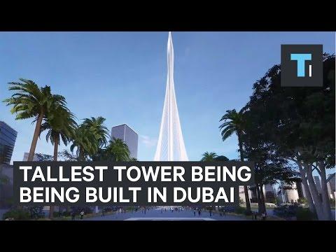Ο μεγαλύτερος ουρανοξύστης θα ανεγερθεί στο Dubai Creek Harbor