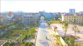 Dự án đất phân lô khu đô thị Nam Lê Lợi
