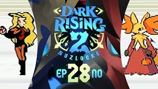 Pokémon Dark Rising 2 Nuzlocke w/ TheKingNappy! - Ep 28 ANYTHING BUT THE FOREST by King Nappy