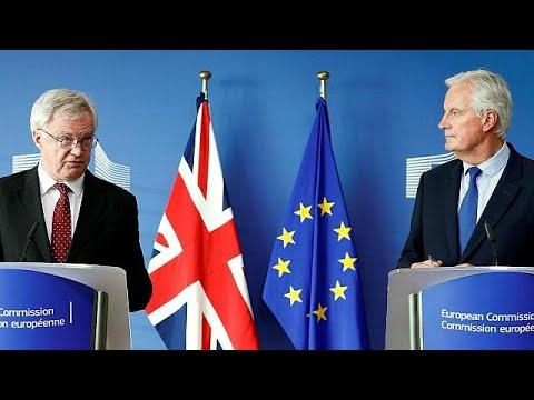 Brexit: Ουσιαστικά βήματα προόδου στις διαπραγματεύσεις