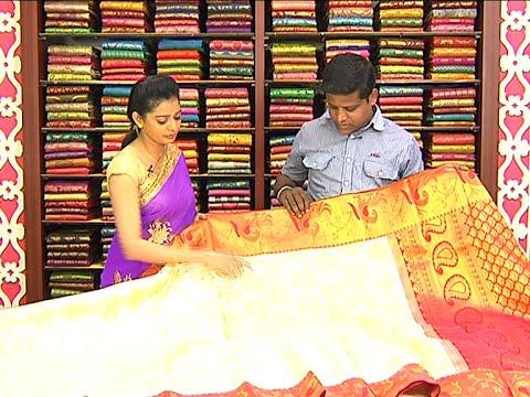 Designer Bridal Wear Pattu Sarees Collection