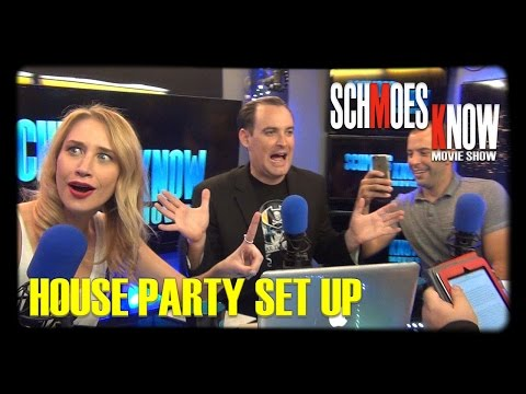 House Party Set Up (Behind-the-Scenes)