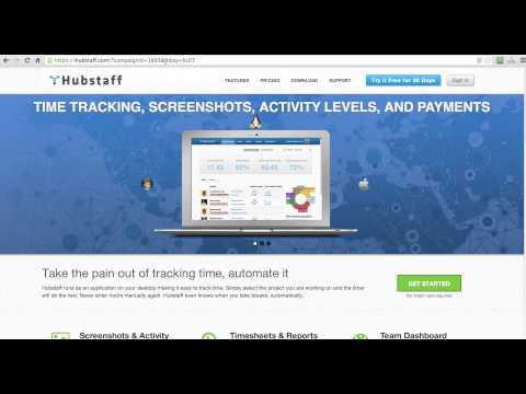 Hubstaff Affiliate Program Walkthrough
