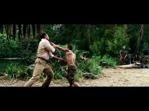 The Rundown Fight Scene