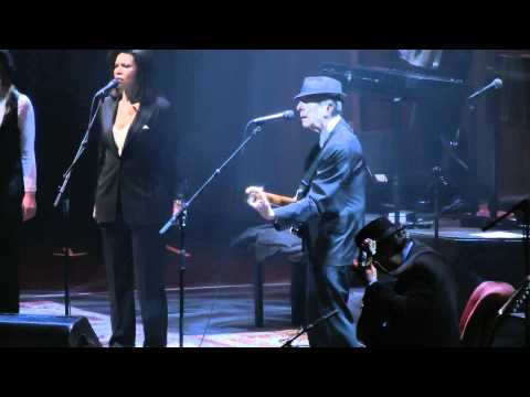 "Leonard Cohen ""The Partisan"" in Helsinki 2010"