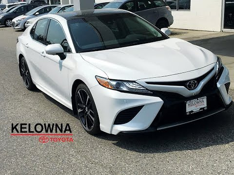 New 2018 Toyota Camry Xse I Sport Tuned Suspension I Premium Paint 4
