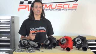 4. Sea-Doo Supercharger Rebuild Service by PWC Muscle