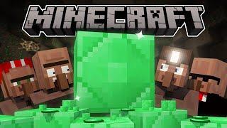Video Why Emeralds Are Rare - Minecraft Animation MP3, 3GP, MP4, WEBM, AVI, FLV Januari 2019