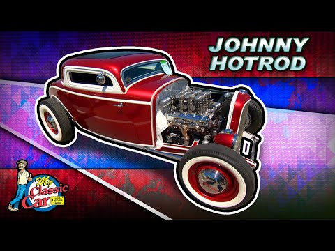 Home-built Hot Rods And Customs By Johnny Hotrod