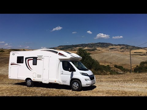 PLA Mister 570  Camping-car neuf