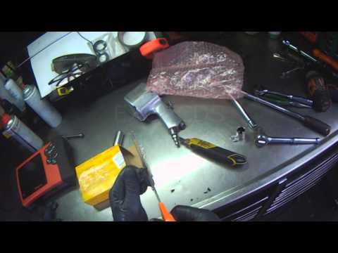 Audi B6: 1.8T AMB Crank Sensor (from the top) replacement