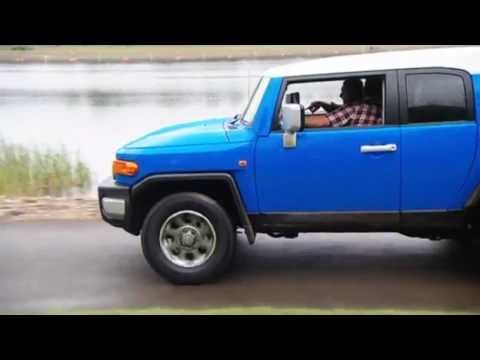 Toyota FJ Cruiser Top Gear Australia Review
