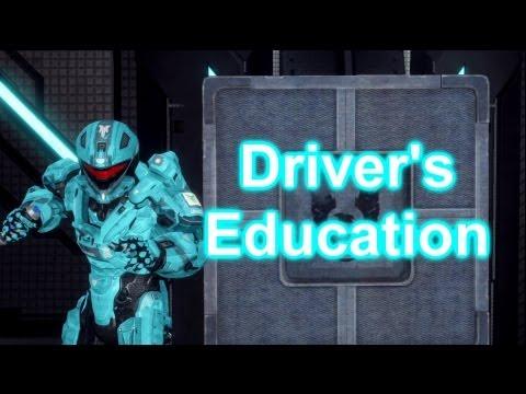 Driver's Ed ( Halo Machinima ). (видео)