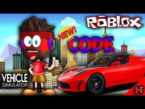 ROBLOX indonesia #57 Vehicle Simulaator  Kode Baru Untuk Kita Semua Guys