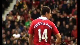 Javier Hernández´ Tore für United in der Saison 2010/11