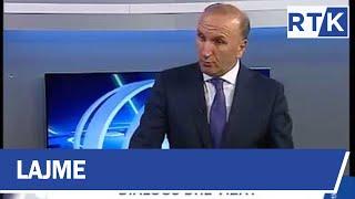 RTK3 Lajmet e orës 23:00 19.07.2018