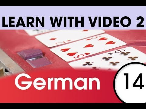 Learn German with Video – Learning Through Opposites 4
