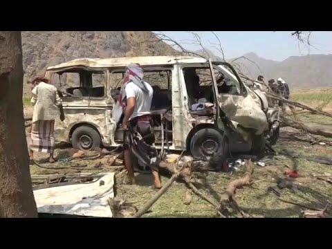 Υεμένη: Νεά επίθεση του σαουδαραβικού συνασπισμού