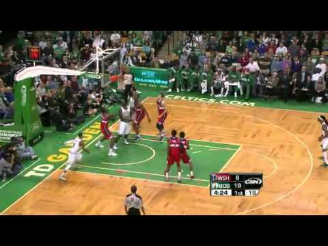 John Wall Turnover vs. Celtics