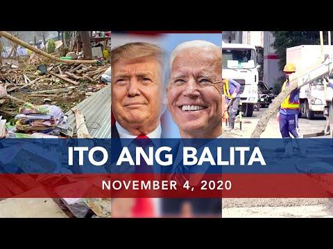 UNTV: Ito Ang Balita | November 4, 2020