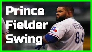 Prince Fielder | Swing Like the Greats