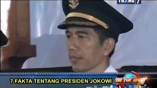 Video On The Spot - 7 Fakta Tentang Presiden Jokowi MP3, 3GP, MP4, WEBM, AVI, FLV Agustus 2018