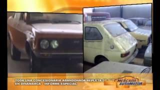A Concessionária Fiat abandonada por mais de 30 anos escondendo clássicos 0km