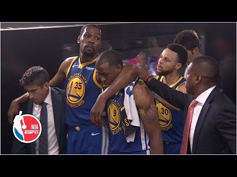Kevin Durant Game 5 Achilles injury reaction from around the NBA | 2019 NBA Finals
