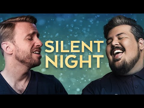Silent Night Cover by Peter Hollens feat. Mario Jose