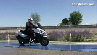 8. Kymco Xciting 500 ABS