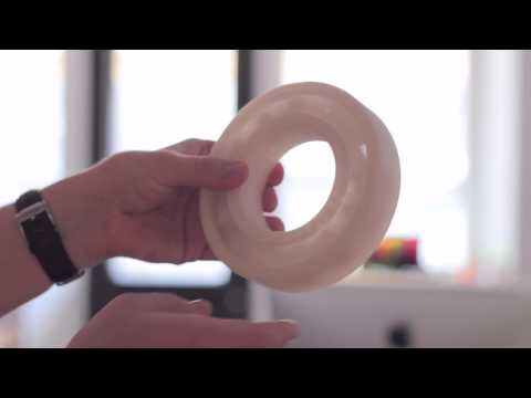 3D-printed Ball bearing with single-extruder 3D-printer