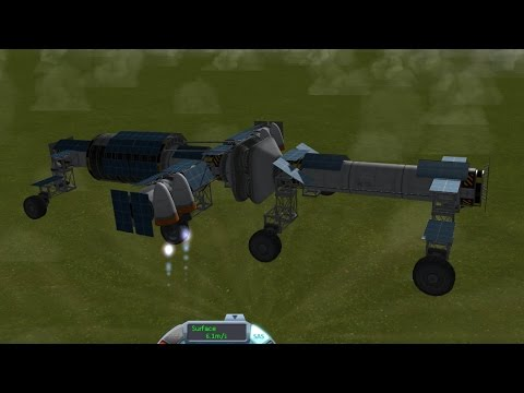 KSP - Multiport docking stability test veicle