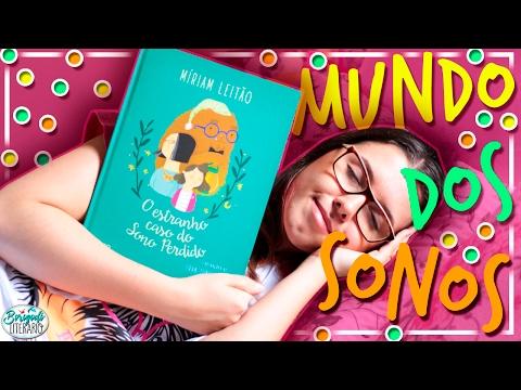 O Estranho Caso do Sono Perdido | Literatura Infantil | Resenha | Borogodó Literário