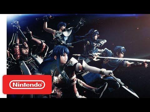 Fire Emblem Warriors - Nintendo Switch Commercial Trailer