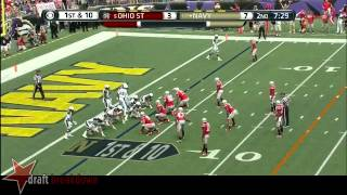 Adolphus Washington vs Navy (2014)