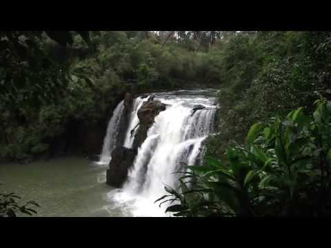 Cachoeira do Rio Espingarda - Porto Vitória (PR)