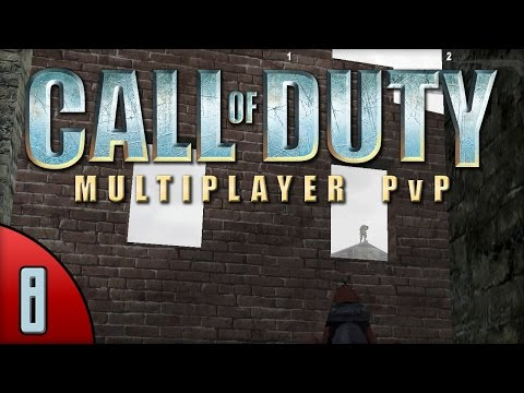 Duty - Proving once again that I show more skills and have more fun when playing by myself! Let's get into some classic FPS shoot-outs with friends! The early '00s gaming nostalgia floods back as...