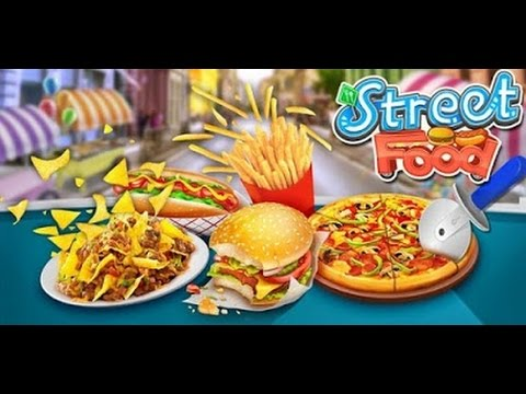 Street Food Stand Cooking Game (Gameplay, Walkthrough)