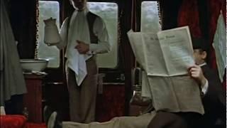 Шерлок Холмс и Доктор Ватсон. Фрагмент, являющийся косвенным доказательством того, что неожиданная смерть - не случайность, а чей-то злой умысел.