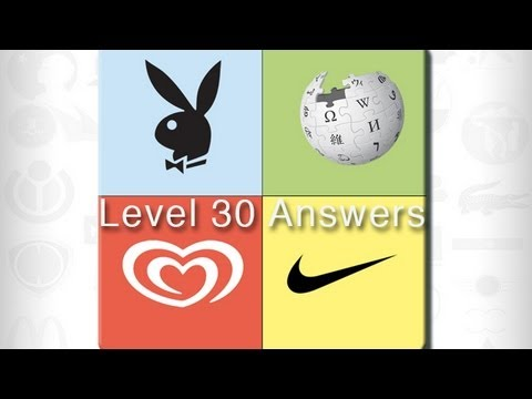 Logo Quiz Ultimate Level 30 Answers