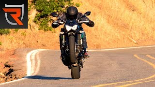 3. Tested: 2016 Kawasaki Z800 ABS Motorcycle Video Review | Riders Domain