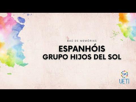 Baú de Memórias UETI - Baile 2010 - Espanhóis - Grupo Hijos Del Sol.